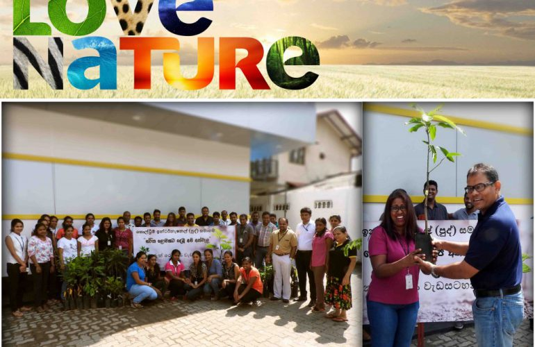 Love Nature: Celebrating Earth Day 2016